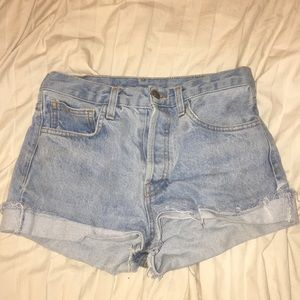 brandy Melville shorts!!!